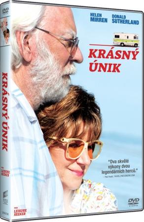 Krásný únik DVD