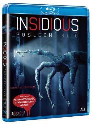 Insidious - Poslední klíč