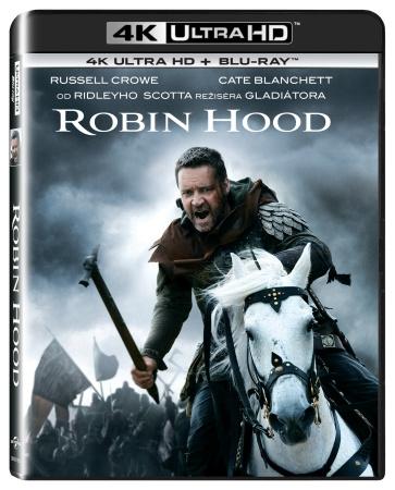 Robin Hood UHD/Blu-Ray
