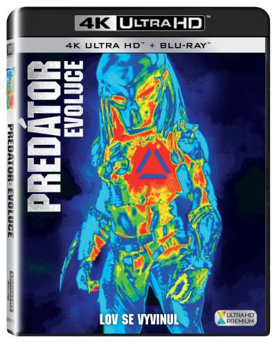 Predátor: Evoluce UHD/Blu-Ray