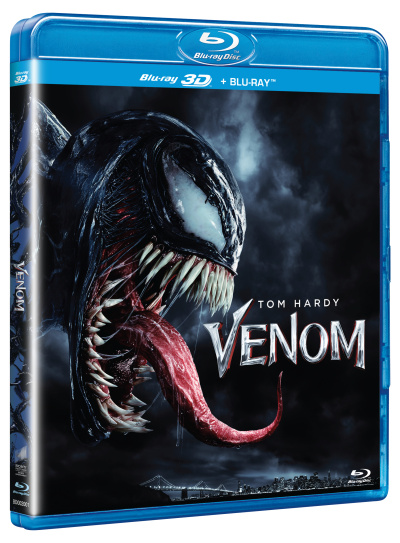 Venom Blu-Ray (3D+2D)