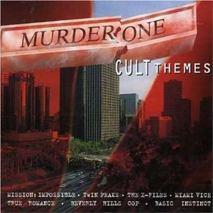 Murder One - Cult Themes (Soundtrack) CD