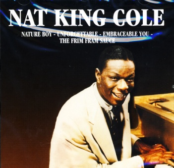 Nat King Cole - Nature Boy CD