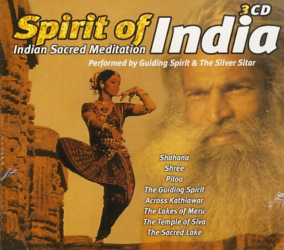 Spirit Of India - Indian Sacred Mediattion 3CD