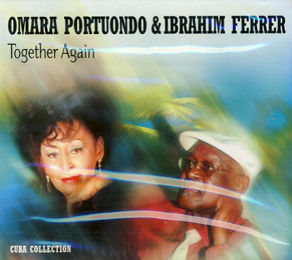 Omara Portundo & Ibrahim Ferrer - Together Again CD