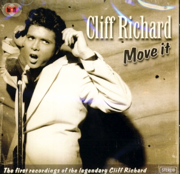 Cliff Richard - Move It CD