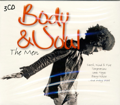 Body & Soul - The Men 3CD