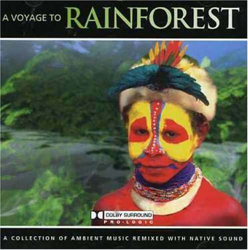 A Voyage to Rainforest CD