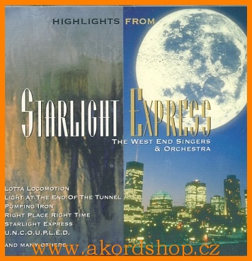 Starlight Express (Soundtrack) CD