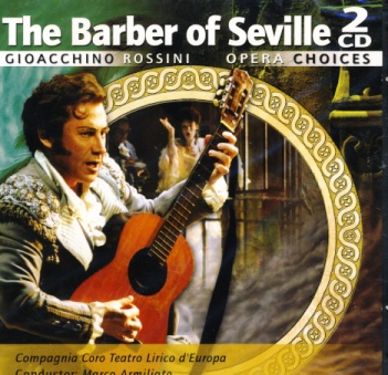 Gioacchino Rossini - Barber Of Seville 2CD