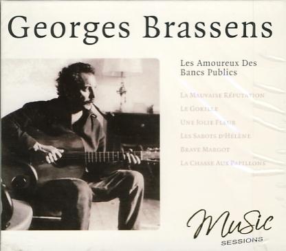 Georges Brassens - Les Amourex Des Banc Public