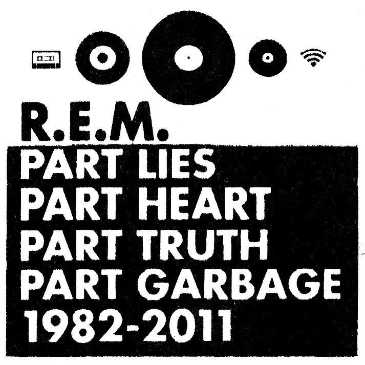 R.E.M. - Part Lies Part Heart Part 2CD
