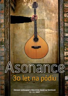 Asonance - 30 let na pódiu DVD