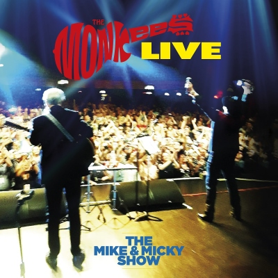 Monkees - Mike And Micky Show Live CD