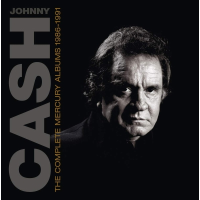 Johnny Cash - Complete Mercury Albums 1986 - 1991 7CD