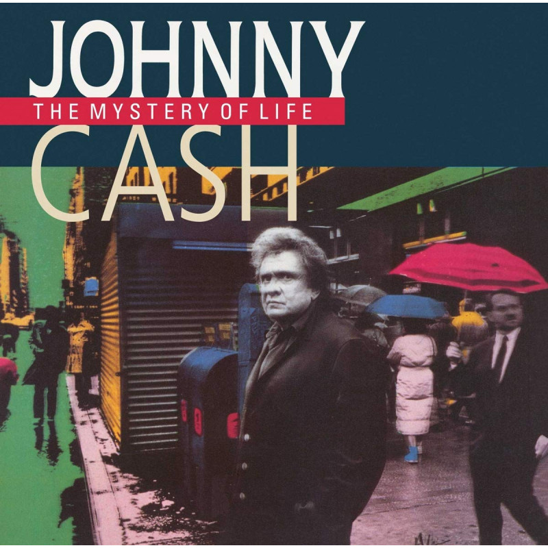 Johnny Cash - Mystery Of Life LP