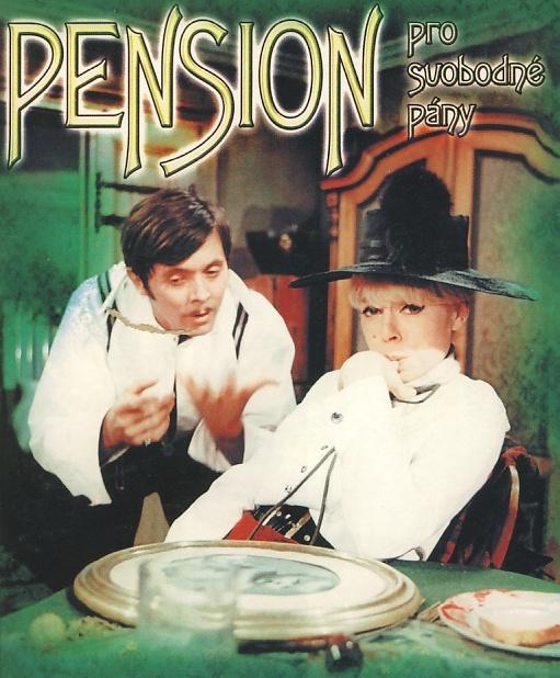 Pension pro svobodné pány DVD