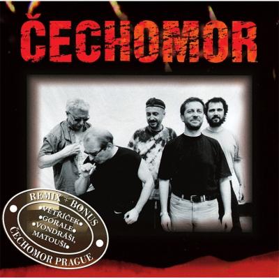Čechomor - Čechomor CD