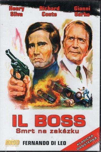 Il Boss: Smrt na zakázku DVD