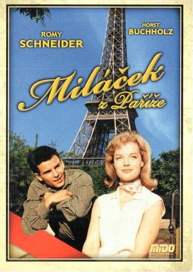 Miláček z Paříže DVD