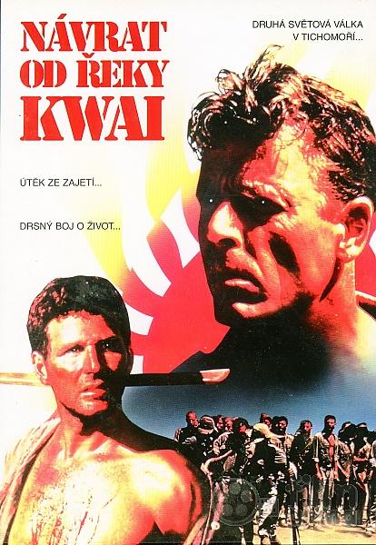 Návrat od řeky Kwai DVD