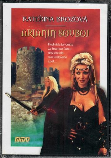 Arianin souboj DVD