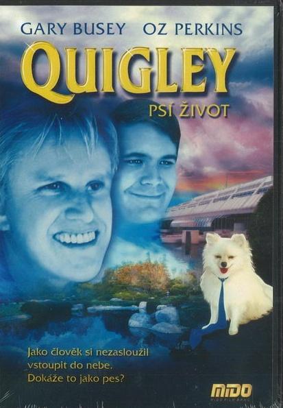 Quigley: Psí život DVD
