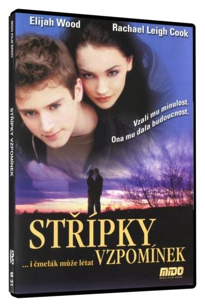 Střípky vzpomínek DVD