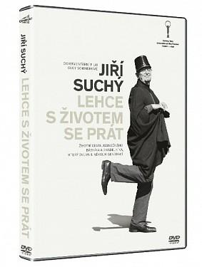 Jiří Suchý - Lehce s životem se prát DVD