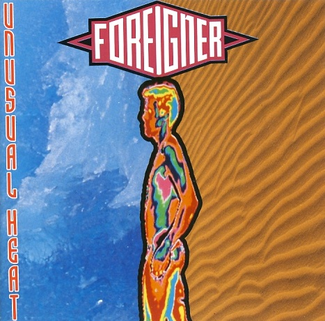 Foreigner - Unusual Heat CD