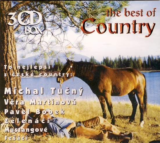 Best Of Country 3CD