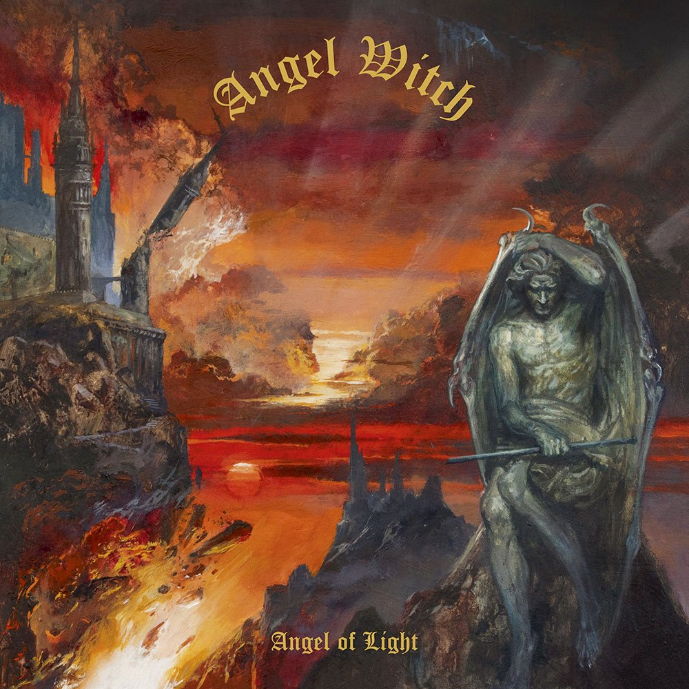 Angel Wich - Angel Of Light CD