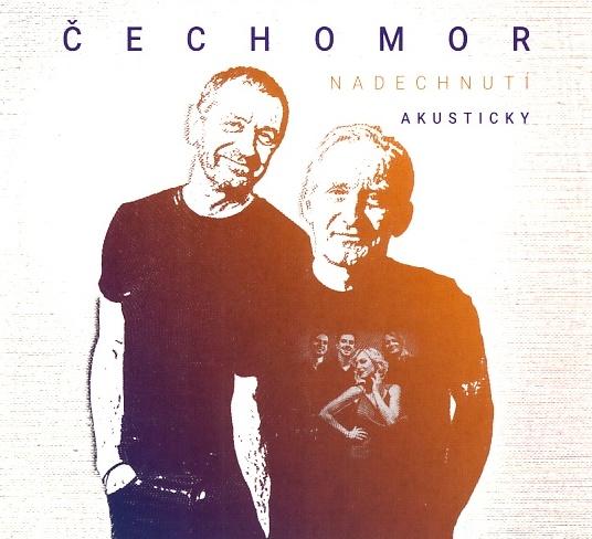 Čechomor - Nadechnutí (akusticky) CD