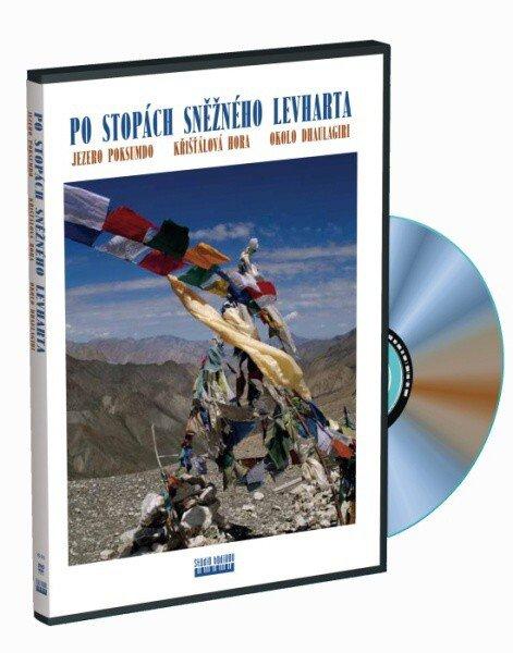 Po stopách sněžného levharta DVD