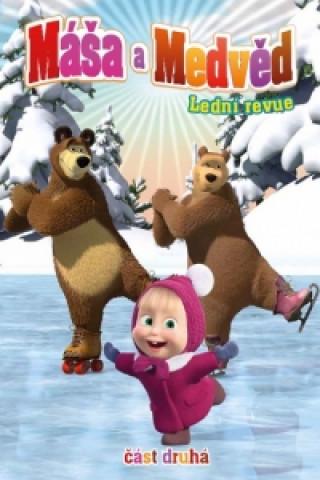 Máša a medvěd 2 - Lední revue DVD