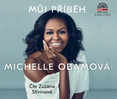 Můj příběh (Michelle Obamová) 2CD/MP3