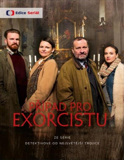 Případ pro exorcistu (Reedice) DVD