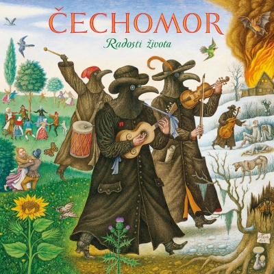 Čechomor - Radosti života CD