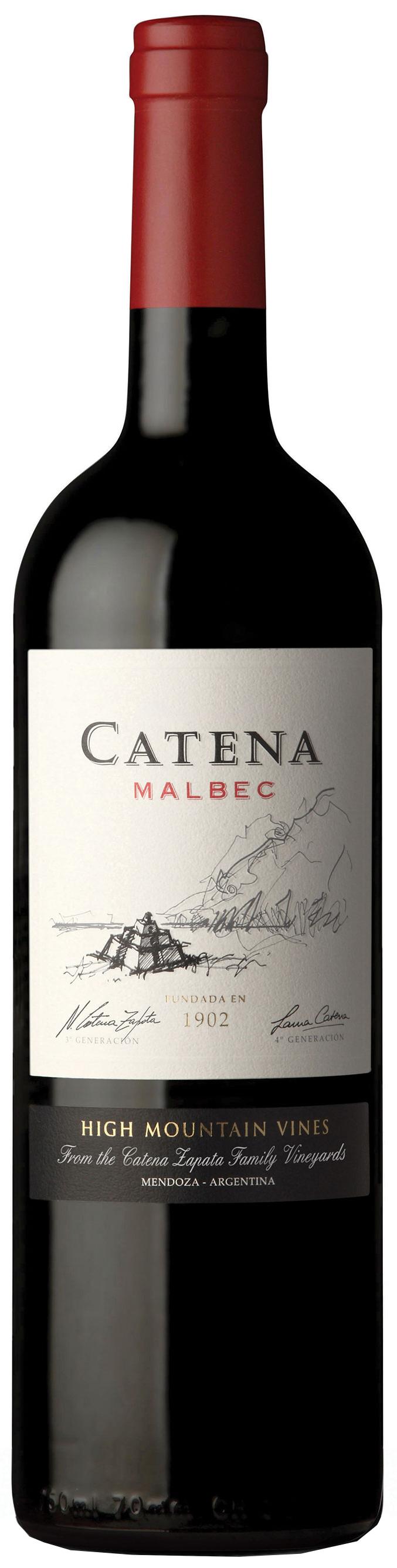 Catena Malbec 2015 (Catena Zapata)