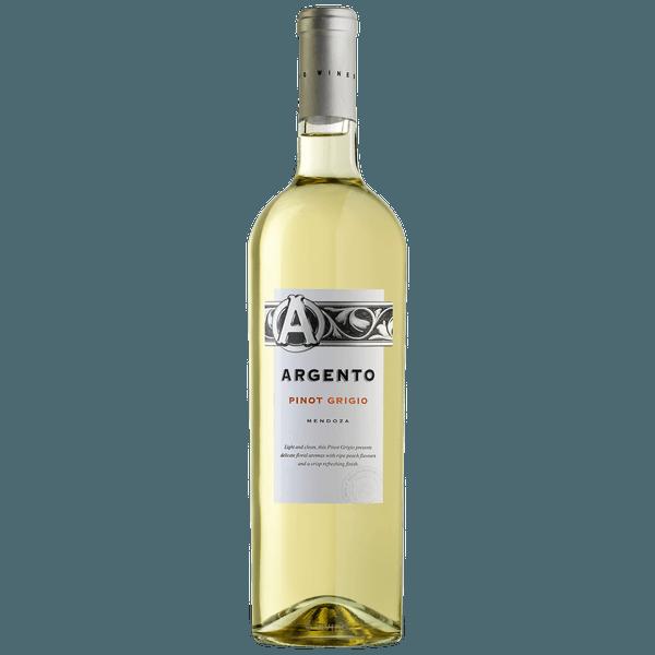 Argento Pinot Grigio 2018 (Argento Wine Company)