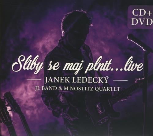 Janek Ledecký - Sliby se maj plnit...Live CD/DVD