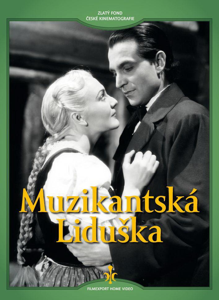 Muzikantská Liduška DVD