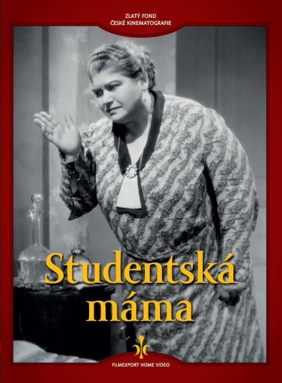 Studentská máma DVD