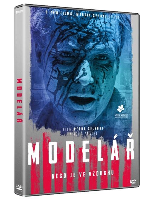 Modelář DVD