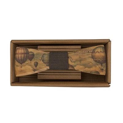 Dřevěný motýlek - Cestovatel - Akordshop