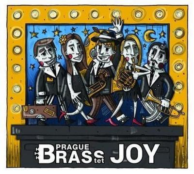 Prague BRASStet - Joy CD