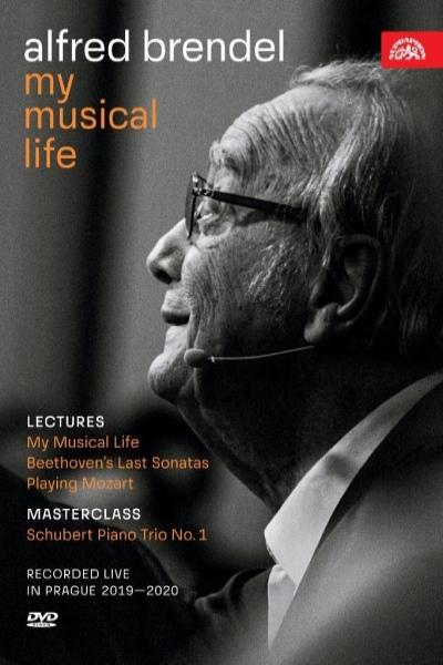 Alfred Brendel - My Musical Life DVD