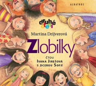Zlobilky (Martina Drijverová) CD/MP3