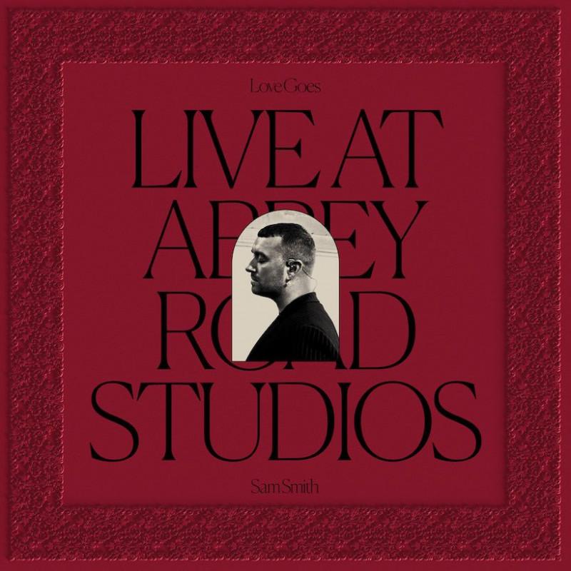 Sam Smith - Love Goes: Live At Abbey Road Studios LP