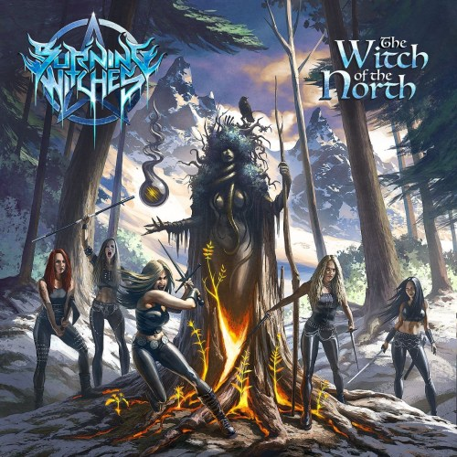 Burning Witches - The Witch Of The North CD